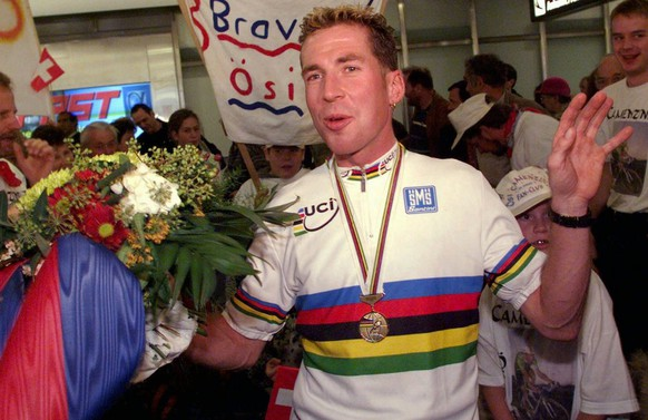 1998: Oscar Camenzind (Schweiz).