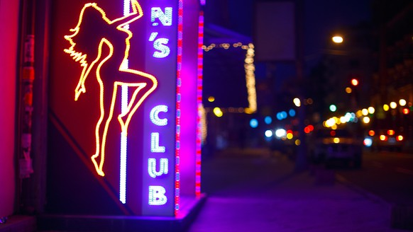 night club, club, erotikbetrieb, stripshow, stripclub