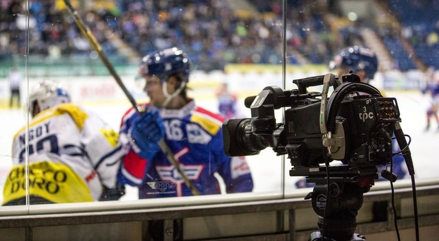 Weko überprüft Eishockey-Übertragung durch UPC
