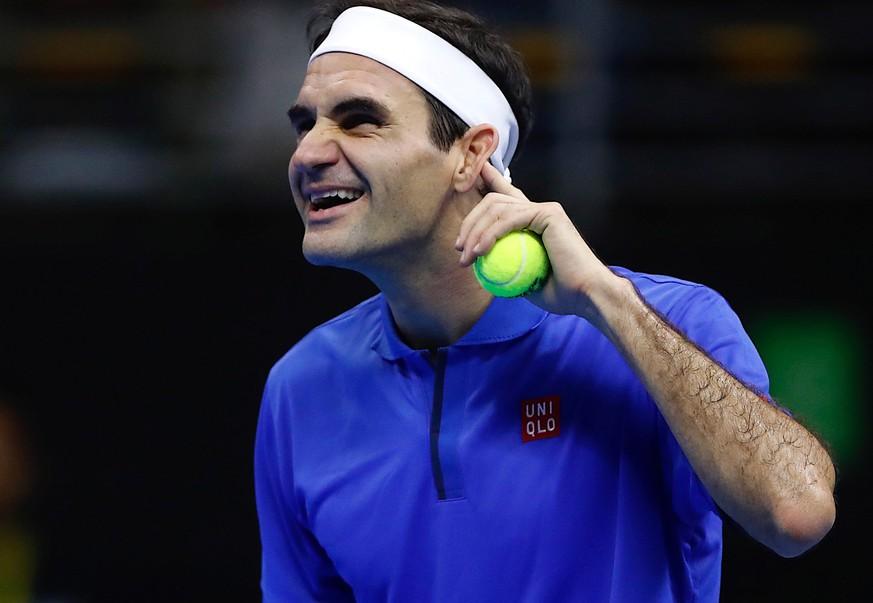 Sport-News: Roger Federer gewinnt erste Exhibition gegen Zverev