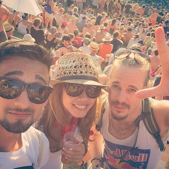Gurtenfestival, 2015 (16. Juli) Bitzli groove zu @jamesgruntz am @gurtenfestival_official tel: 079 268 69 94