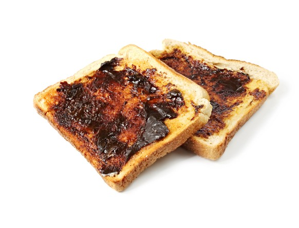 vegemite marmite eingland grossbritannien australien hefeextrakt brotaufstrich toast essen food love it or hate it