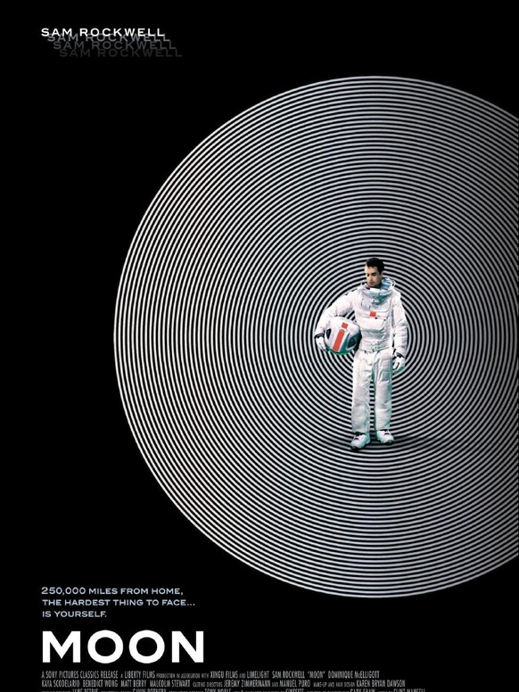 «Moon» (2009) von Duncan Jones