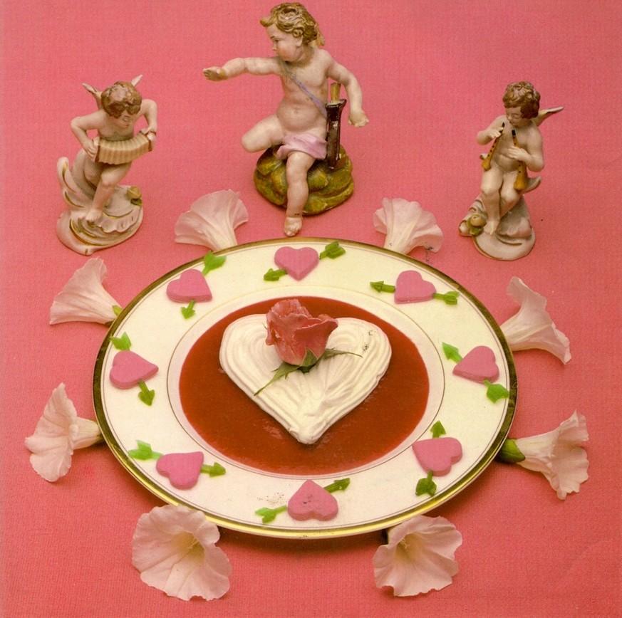 Bilder: «The Romance of Food» – das romantischste Kochbuch der Achtziger