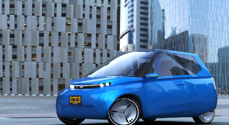 Dieses recycelbare Auto soll die Welt retten - watson