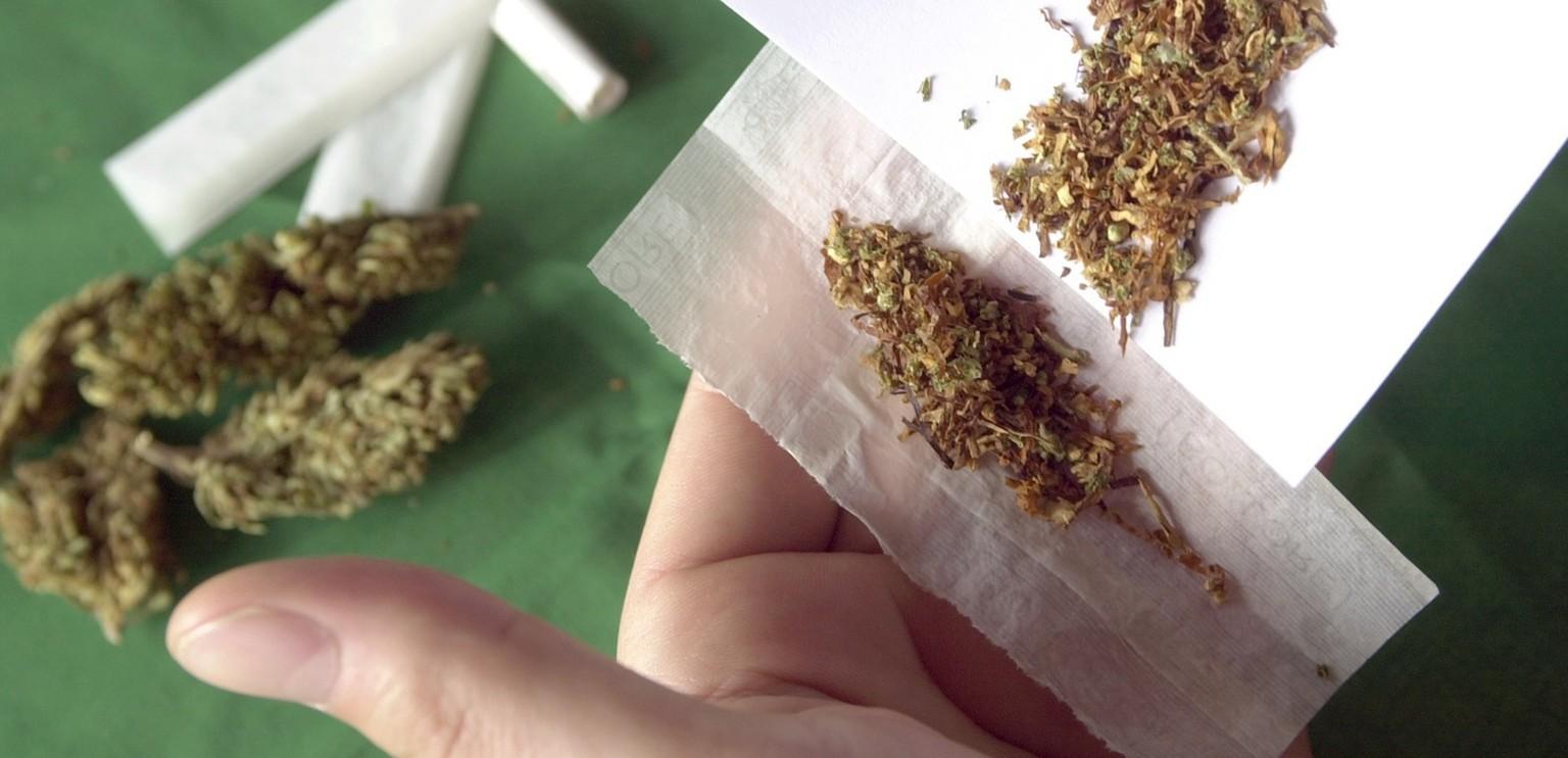 Schweiz Cannabis