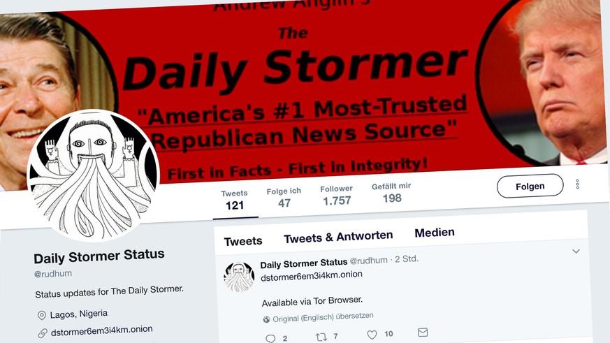 Daily Stormer Netflix