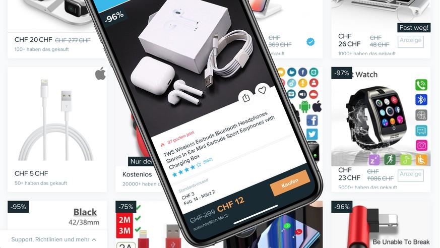 Android Wish Werbung
