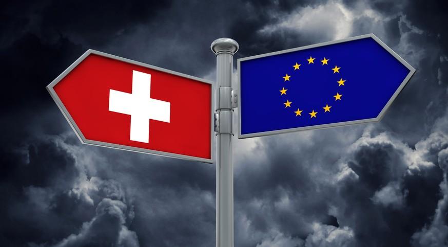Europa-Barometer: Liebe der Schweiz zu den Bilateralen nicht ungetrübt