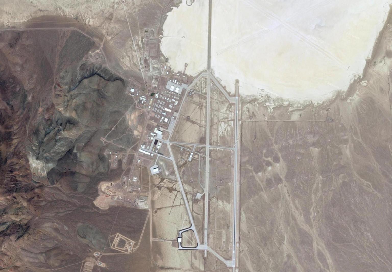 Vor Dem Sturm Auf Area 51 10 Fakten Zum Mysteriosen Sperrgebiet