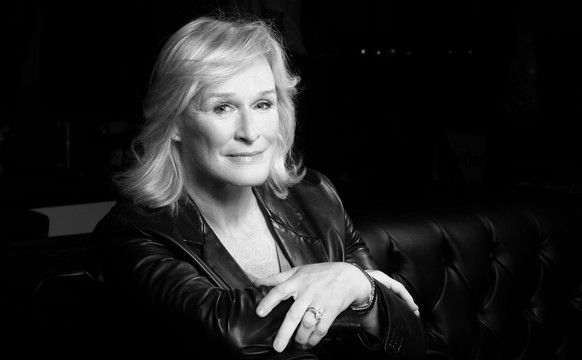 Actress Glenn Close poses for a portrait to promote the film,