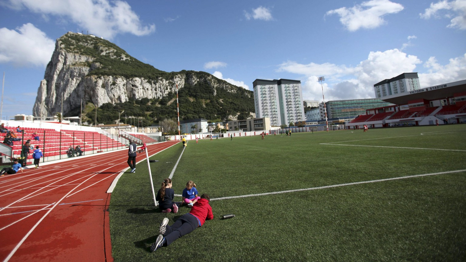 Schweiz Gibraltar