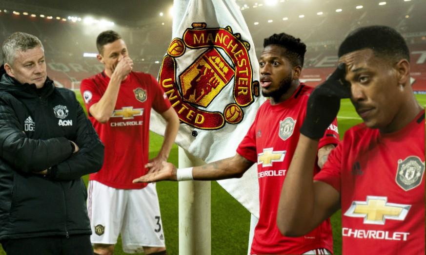 Premier League: Manchester United kriselt – 6 Gründe, weshalb das so ist