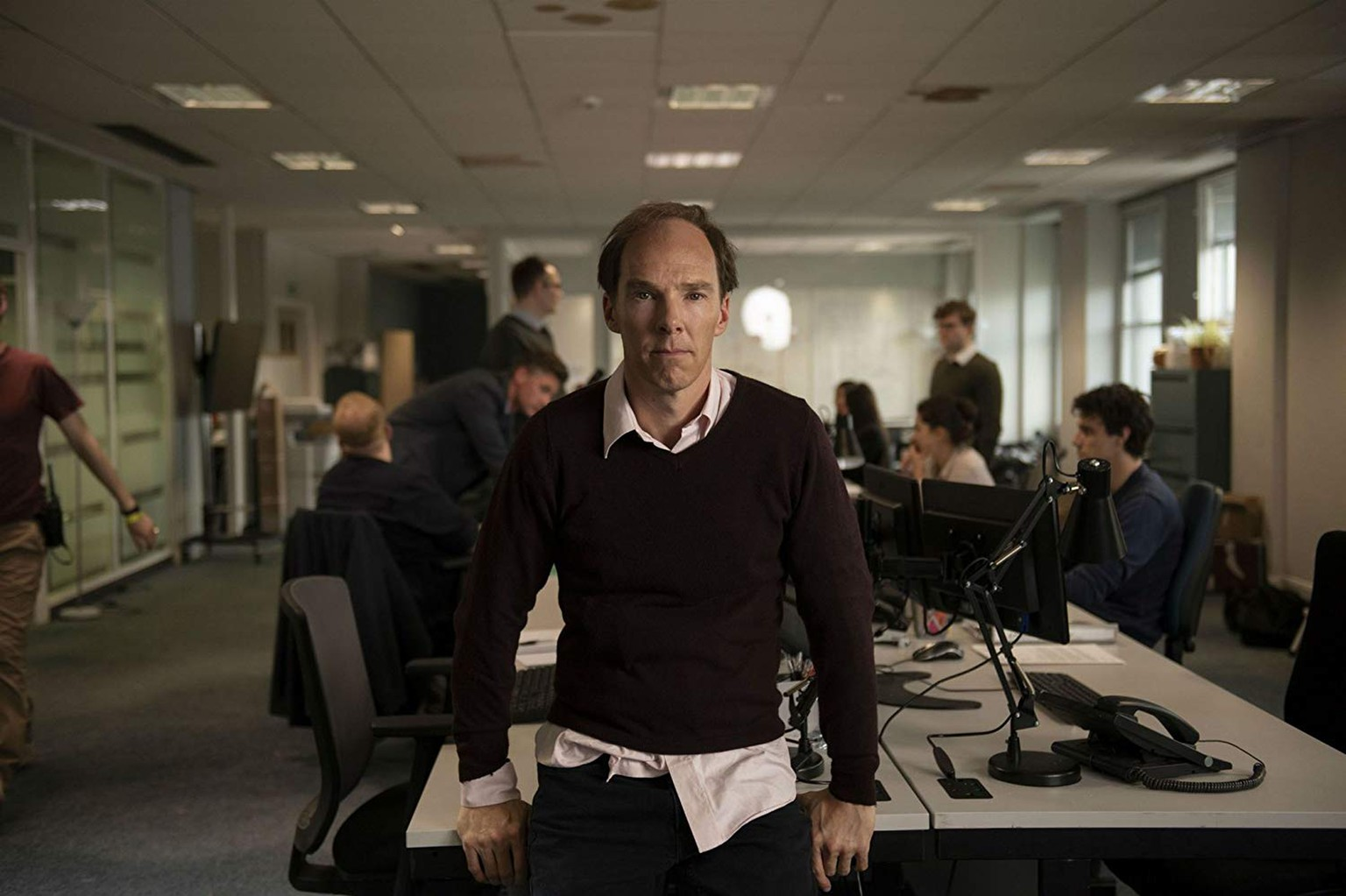 Brexit: The Uncivil War. Film mit Benedict Cumberbatch