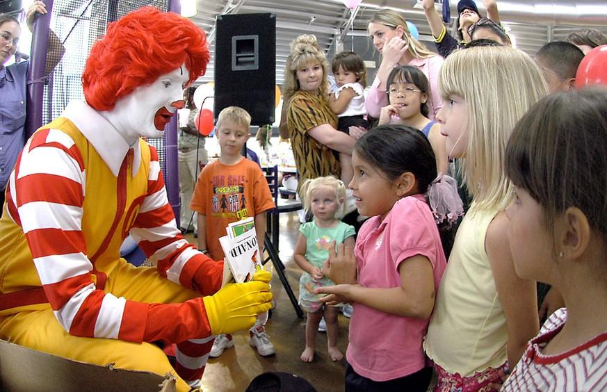 Ernährung: Eine ehemaliger Spitzenmanager rechnet mit McDonald's ab