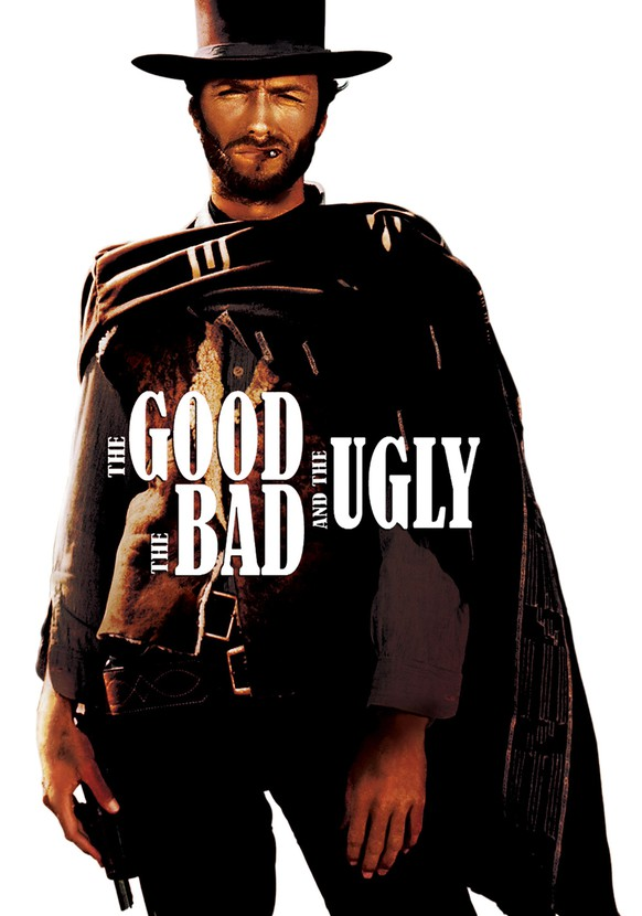 the good the bad and the ugly clint eastwood