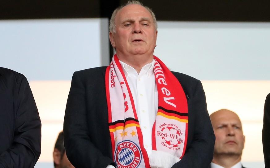 Sport-News: Uli Hoeness bestätigt Rücktritt als Bayern-Boss