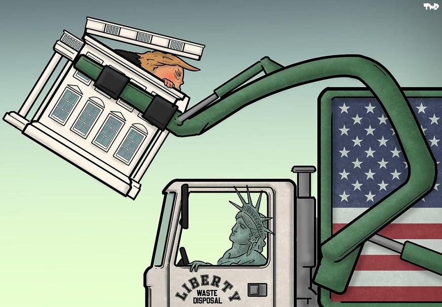 Trump ist gefeuert! Die lustigsten Memes, die sein Wahldebakel auf den Punkt bringen