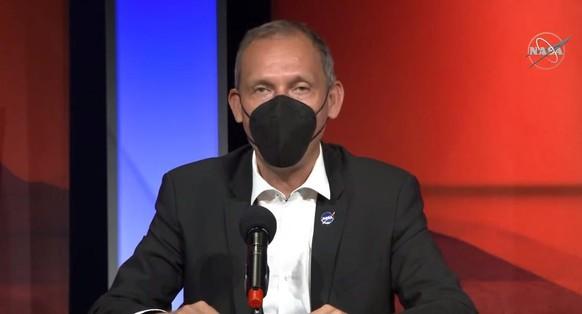 Nasa-Wissenschaftsdirektor Thomas Zurbuchen