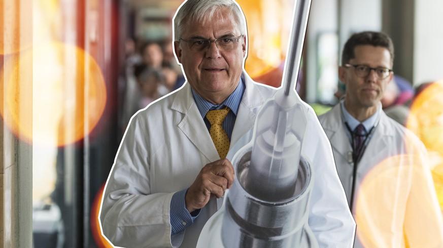 Dieser Arzt sagt dir, wie du dem Coronavirus begegnen sollst – mit sehr klaren Worten