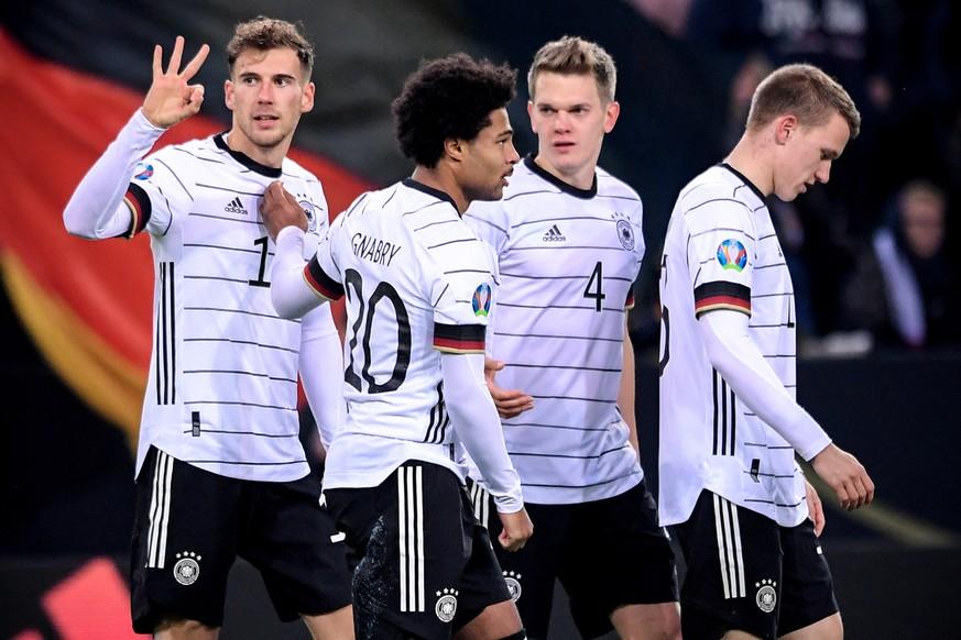 Em Qualifikation Deutschland Holland Kroatien Und