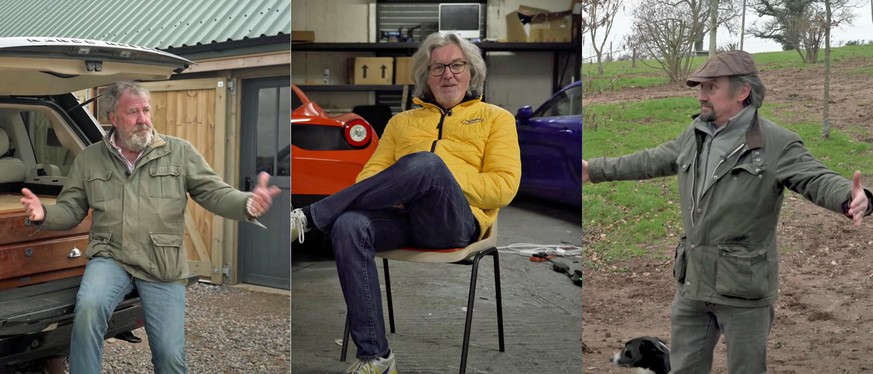 the grand tour drivetribe update jeremy clarkson james may richard hammond