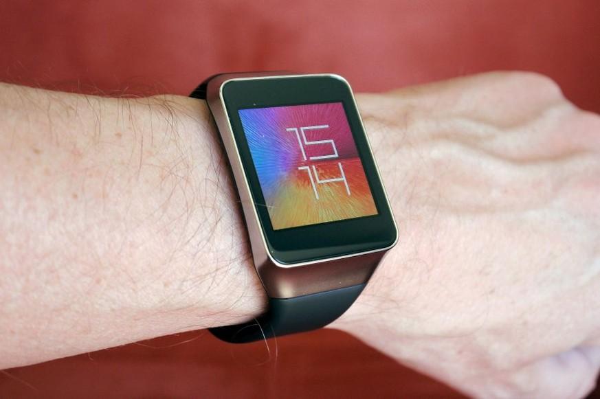 Die neue Google Smartwatch im Test: Hallo Uhr! Verstehst ...