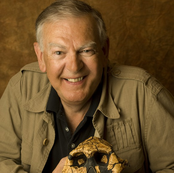 Donald Johanson, Professor, School of Human Evolution and Social Change, College of Liberal Arts and Sciences. Director, Institute of Human Origins at Arizona State University.He discovered the 3.18 million year old hominid skeleton popularly known as