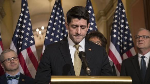 Einigung im US-Haushaltsstreit -