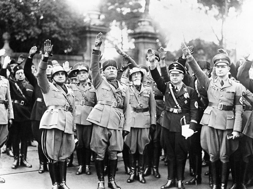 Deutsche Kriegsverbrechen in Italien: Die Massaker der Wehrmacht.