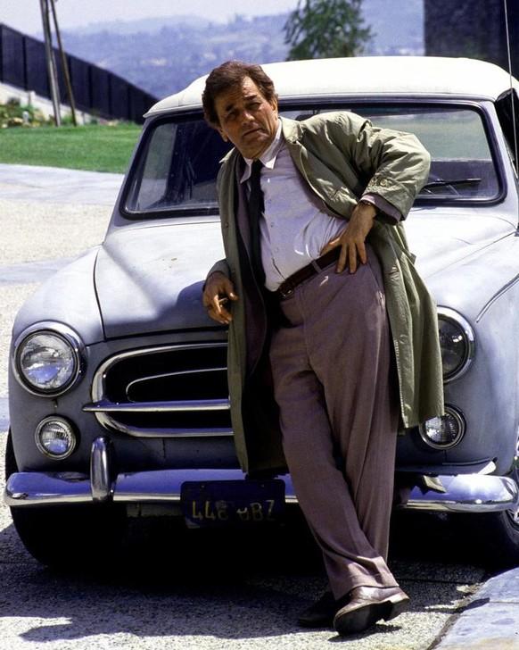 Inspektor Columbo Auto
