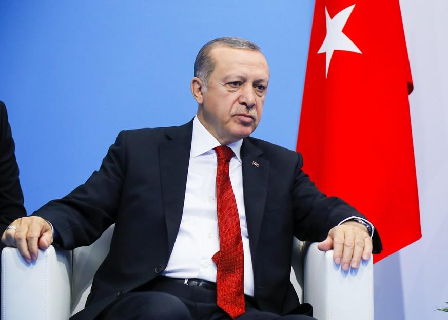 Erdogan legt Berufung gegen Böhmermann ein