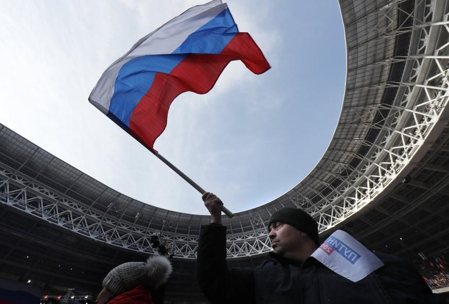 Hohe Terror-Gefahr bei WM in Russland