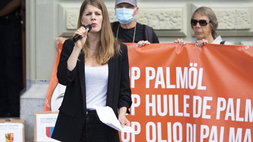 «Stop Palmöl»: Das Referendum gegen ein Handelsabkommen mit Indonesien steht