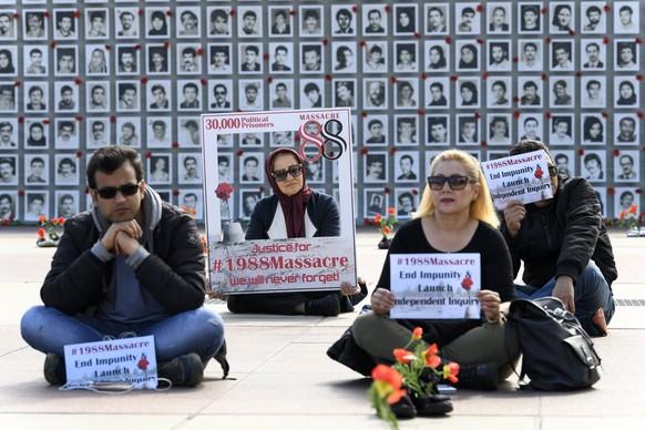 Schwerer Vorwurf: Iran soll wichtige Beweise für das Massaker von 1988 zerstört haben