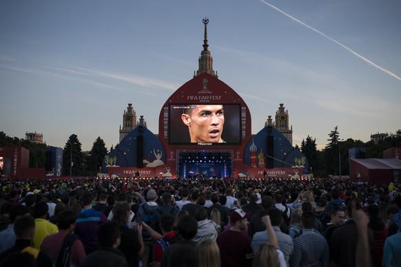 Er steht – einmal mehr – im Fokus der Weltöffentlichkeit: Superstar Cristiano Ronaldo soll Portugal gegen Spanien zum Erfolg führen.
