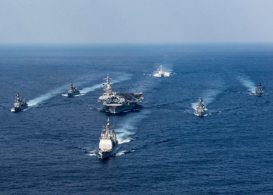 Nordkorea droht mit weiteren Raketentests - auch