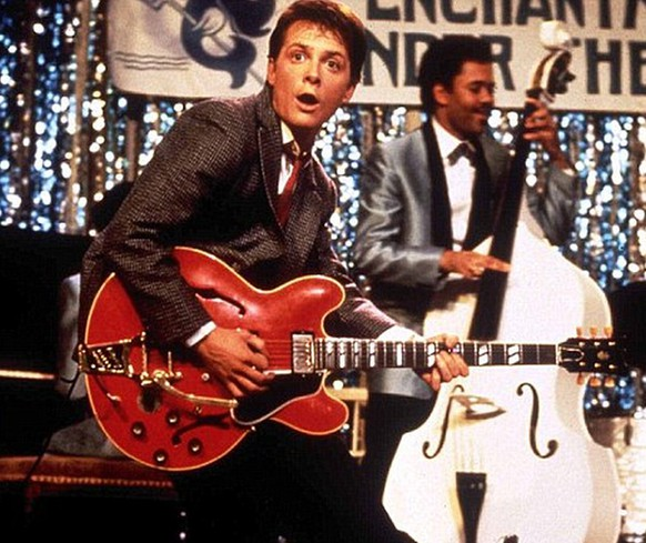 back to the future johnny b goode