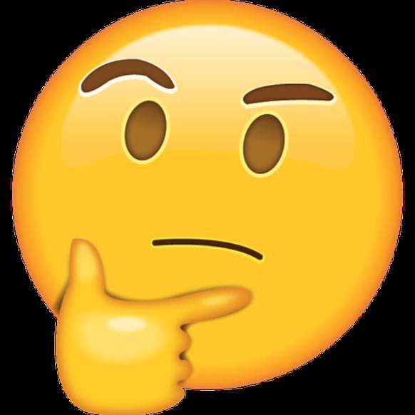 Frage Emoji
