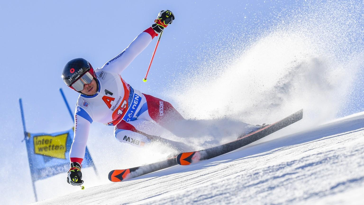 Ski Weltcup Sölden