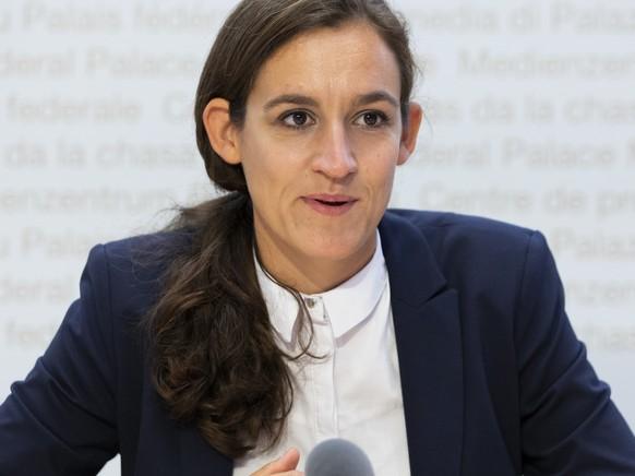 Marionna Schlatter (Grüne/ZH): Es ist kaum Aufgabe der offiziellen Schweiz, eine private Stiftung zu unterstützen, die Millionen von Reserven anhäufe»