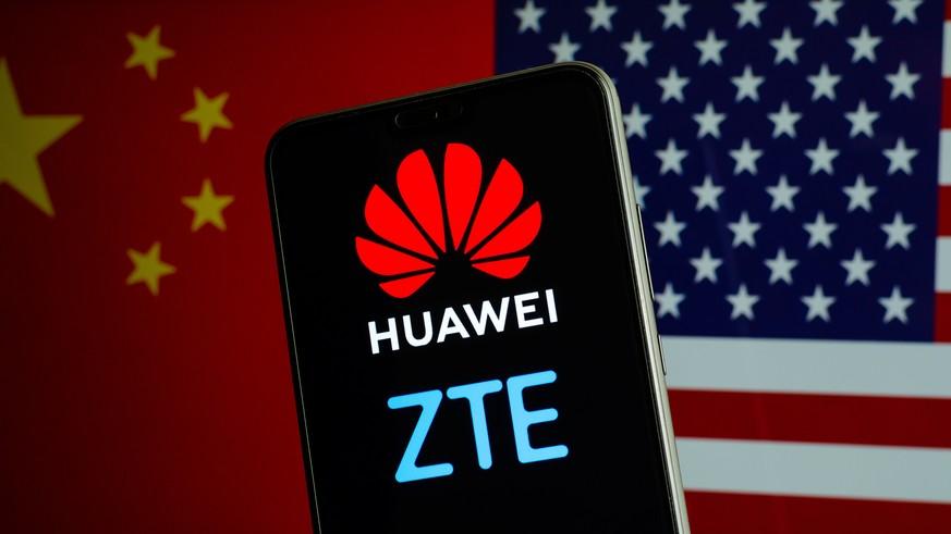 Um 5G tobt eine Propagandaschlacht zwischen den USA und Huawei – darum geht es wirklich