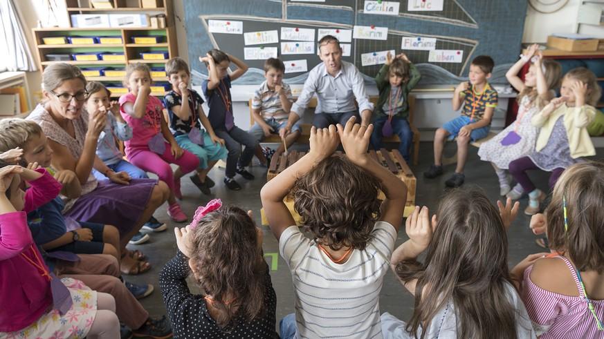 Umgang Mit Schwierigen Eltern Im Kindergarten