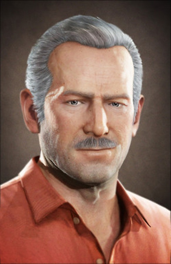 Sully, Uncharted