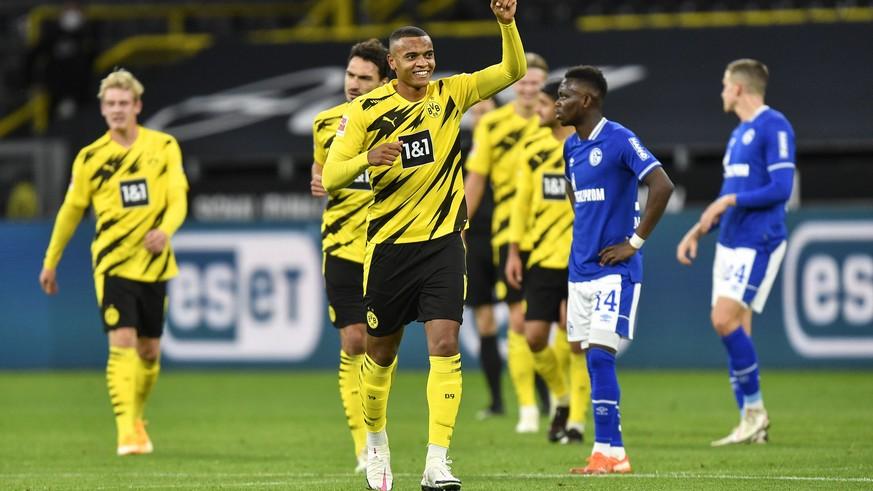 Akanji führt Dortmund zum Derbysieg +++ Lewandowski mit dem perfekten Hattrick zum Rekord