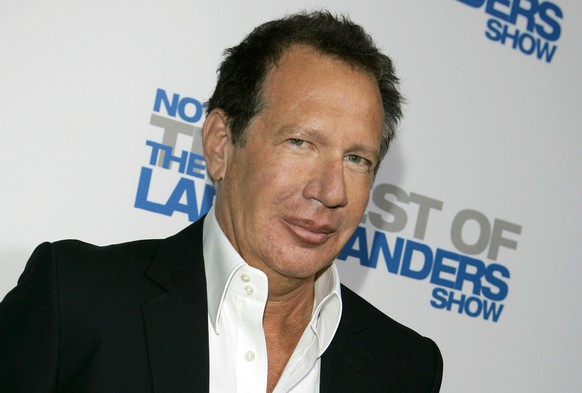 FILE - In this April 10, 2007 file photo, actor Gary Shandling arrives at the wrap party and DVD release for
