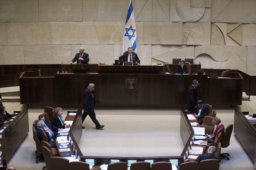 expand knesset lawmakers vote - 725×483