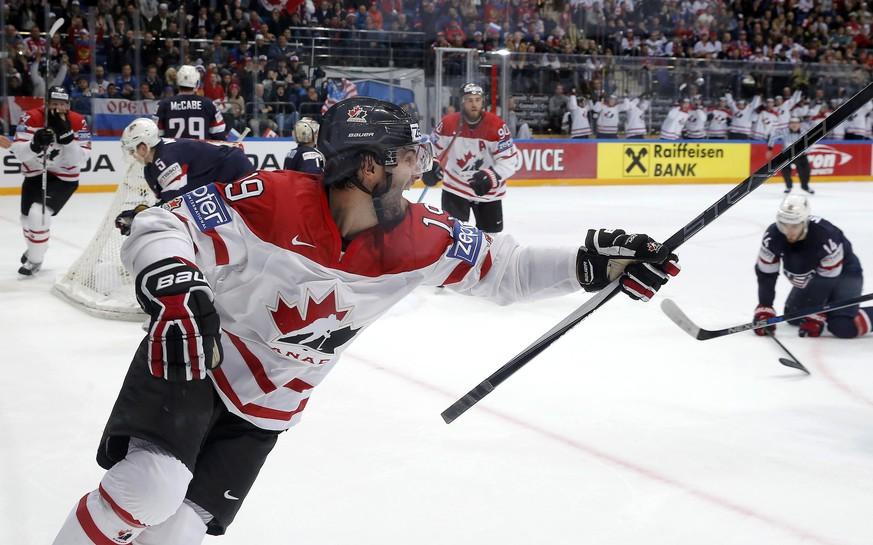Finland knackte kanada