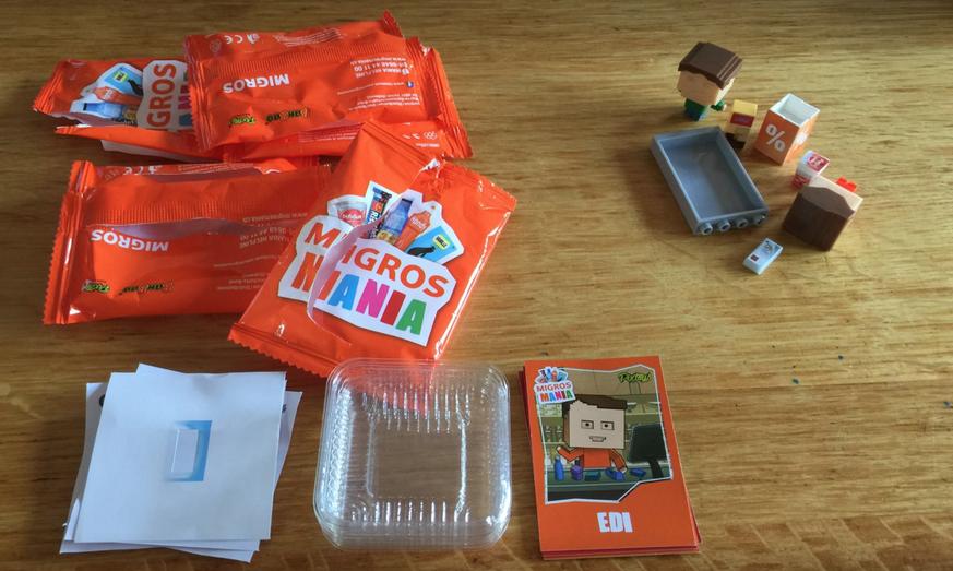 Säckli gebühr aber give aways aus plastik kunden werfen