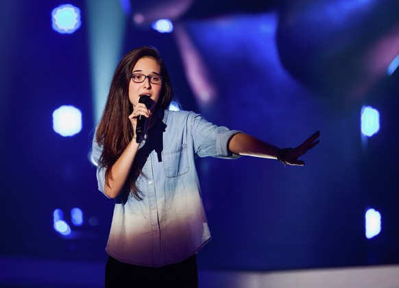 Veronica Fusaro Stefanie The Voice of Switzerland